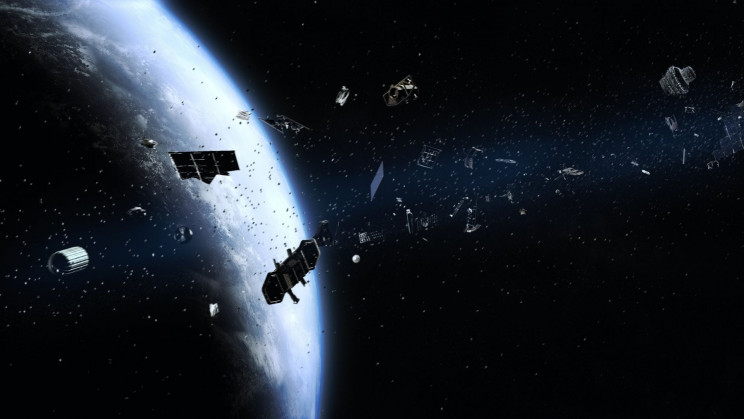 SpaceX's Satellites Cause 1,600 Near-Collisions Each Week