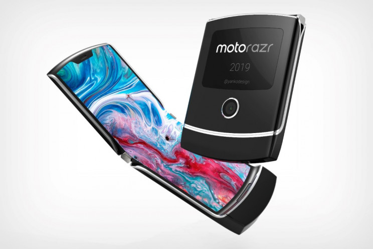 Newly Leaked Motorola Razr Images Whetting Appetites for Its November Release