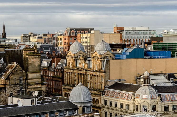 best european cities for graduates glasgow