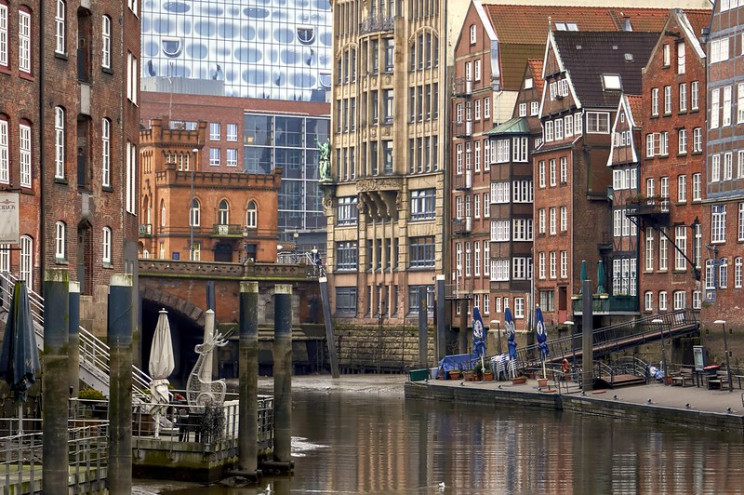 best european cities for graduates hamburg