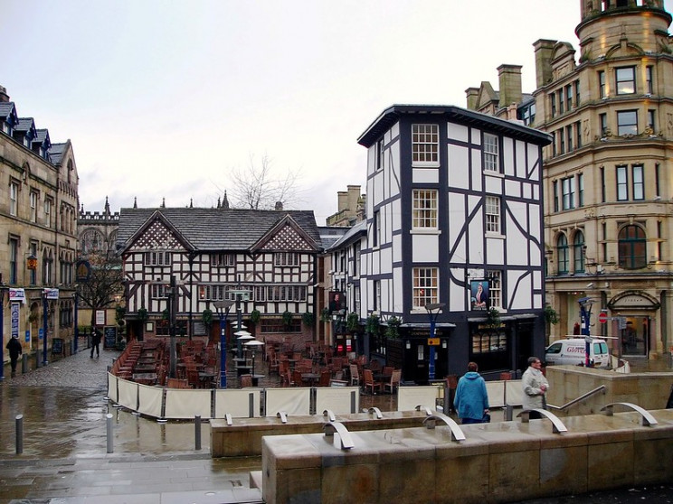 best european cities for graduates manchester
