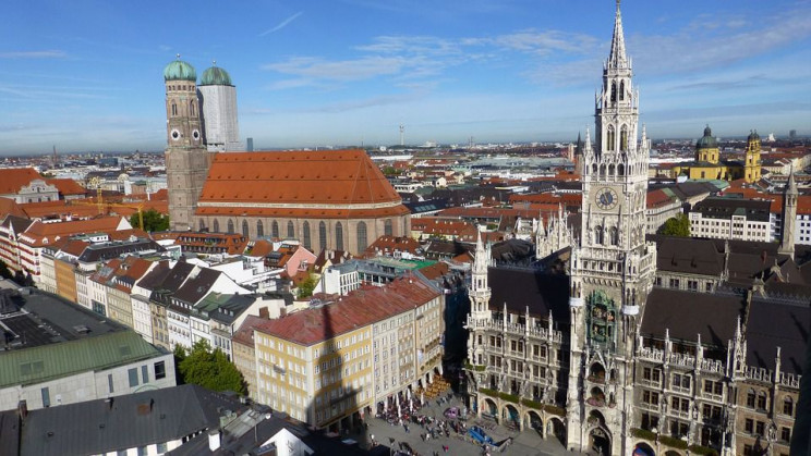 best european cities for graduates munich