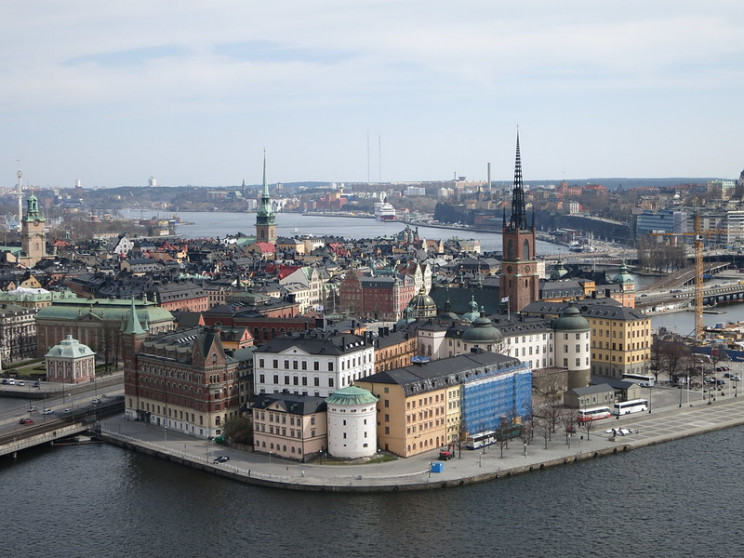 best european cities for graduates stockholm