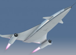A Hypersonic Spaceplane Jet Engine Passed a Crucial Test