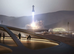 Making Green on the Red Planet: How Might We Build an Economy on Mars?