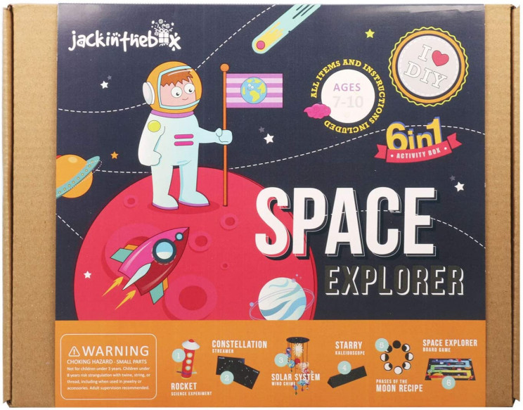 11+ Educational Toys for Kids Who Love Astronomy