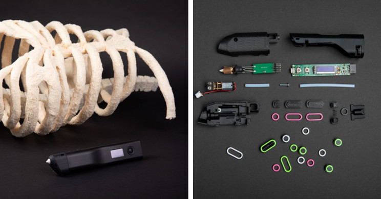 3D Simo: The One 3D Printing Tool to Rule Them All
