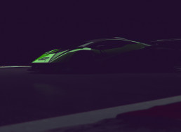 Lamborghini Teases Track-Only Hypercar with 830 Horsepower