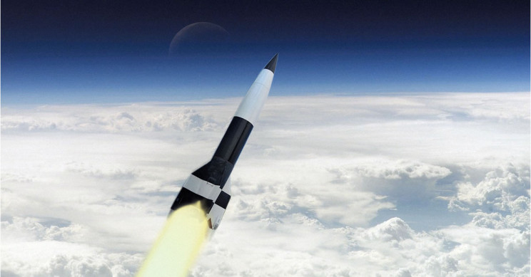 Here's How the Nazis Put the First Manmade Object into Space