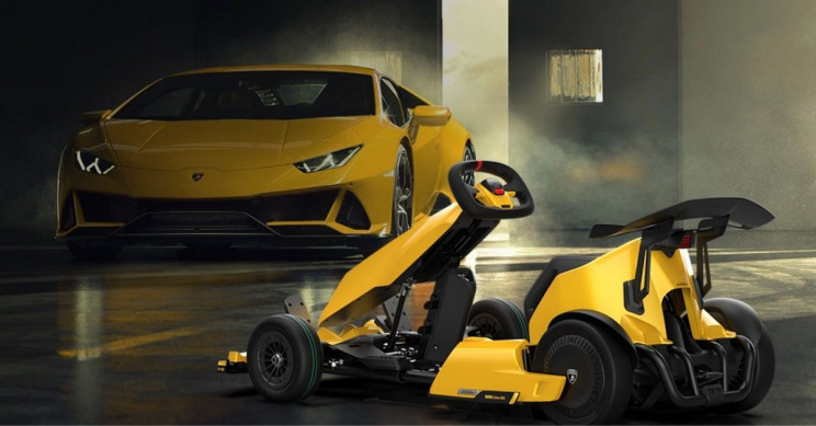 Lamborghini and Xiaomi Partner Up to Build an Electric Go-Kart