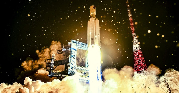 Russia Has Completed 'Successful' Second Launch of Its New Angara Rocket