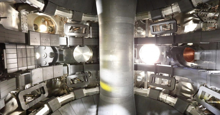 UK Fusion Experiment Paves Way for Clean, Limitless Energy