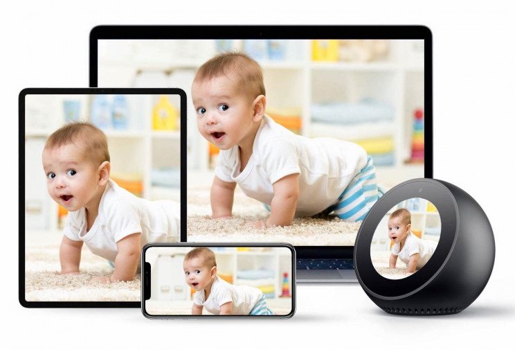 Capture Every Moment of Your Baby with Invidyo Baby Monitor
