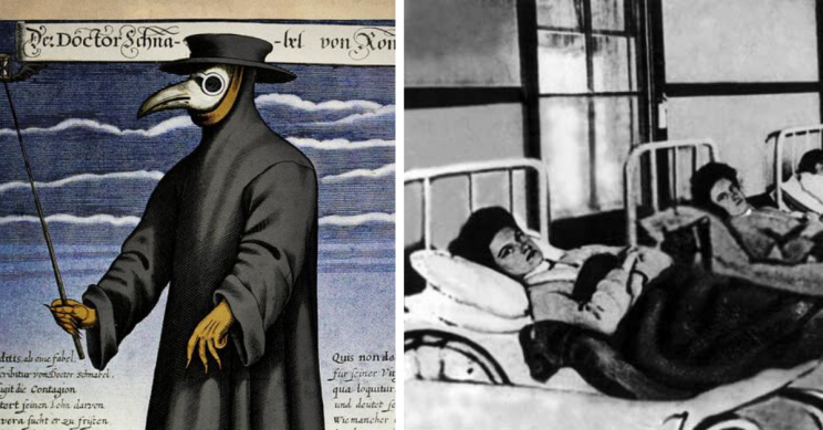 9 Examples of Quarantine and Isolation Measures Throughout History