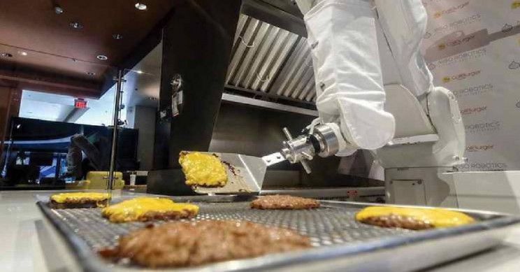Flippy the Robot Is Your New Burger Chef