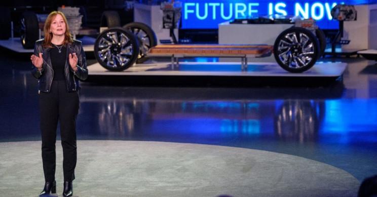 General Motors Commits $20 Billion for All-Electric, Autonomous Vehicles
