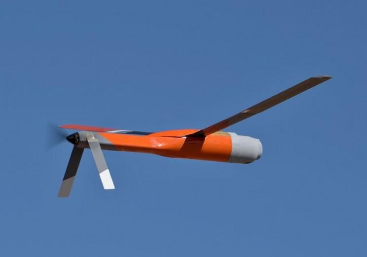 U.S. Army ALTIUS 600 Drone