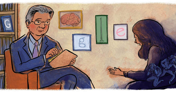Google Celebrates Dr. Herbert Kleber's Successful Career with a Doodle