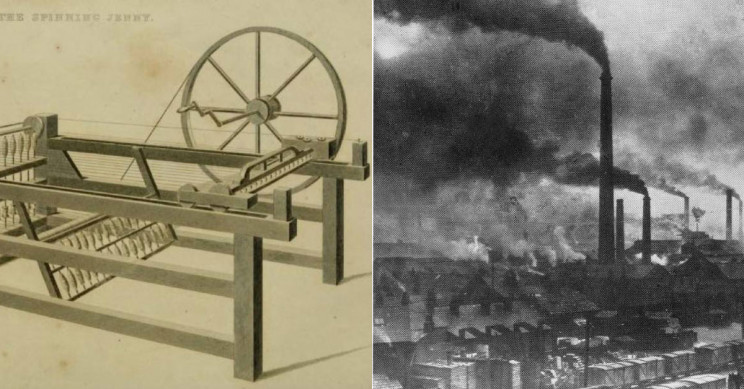 5 Most Transformative Developments and Inventions of the Industrial Revolution