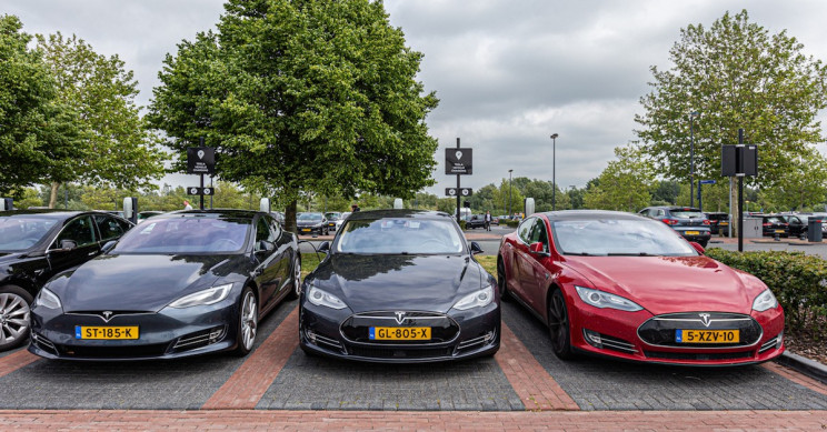 Tesla Model 3 Becomes Best Selling Vehicle in the Netherlands, Reaching 10,000 Units