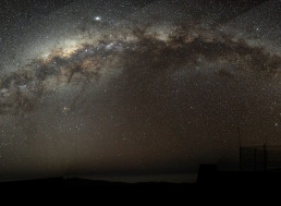 The Milky Way Is Eating a Galaxy That's Already Swallowed Another One