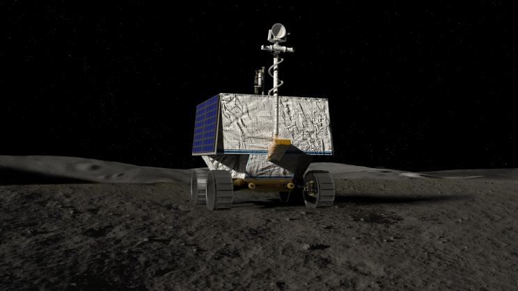NASA Lunar Rover VIPER is Going Where No Rover Has Gone Before