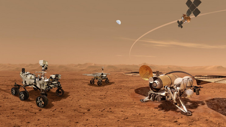 Perseverance Might Bring Live Martian Organisms to Earth. But Is It Safe?