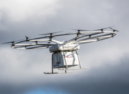 A New 400-lb Cargo Drone Volocopter Nailed Its First Public Flight