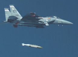 The US Air Force Has Successfully Tested Its New Bunker Breaker Bomb