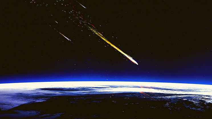 China's Out-of-Control Rocket Just Plunged Back to Earth
