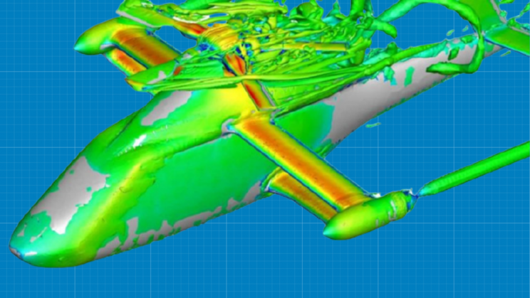 New Aerodynamic Rotor Head Makes Helicopters Fly at 248 Mph