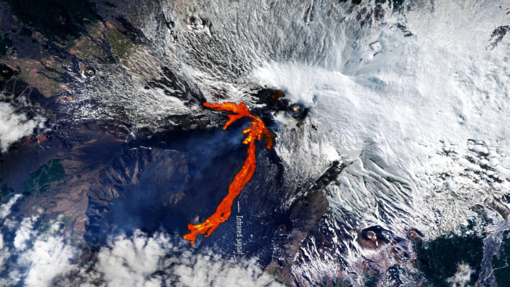 Italy's Mount Etna Erupts Twice in Less Than 48 hours