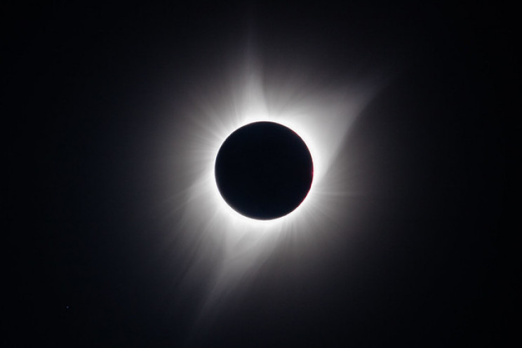 solar eclipse total
