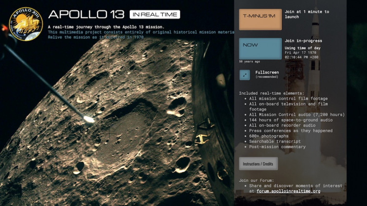 Houston We Have a Problem: 13 Facts About the Near-Disaster Apollo 13 Mission to the Moon