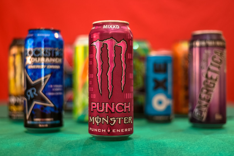 The Deadliest Energy Drink to Ever Exist