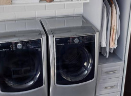 New AI LG Washer Can Automatically Pick the Best Laundry Cycle for Your Clothes