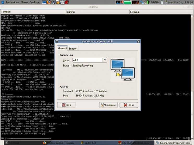 best os software engineering slackware