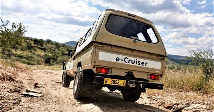 Namibian EV Conversion Start-Up Upcycles Fuel With Electricity