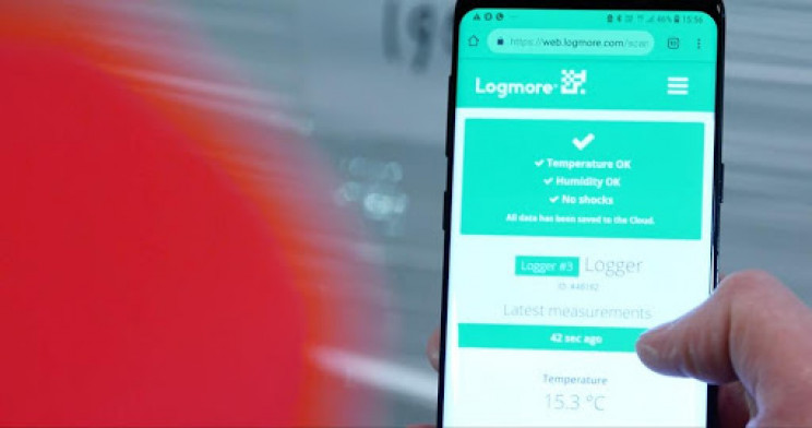 Condition Monitoring Startup Logmore Helps Cut Down Waste in Food Industry Supply Chains