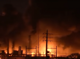 Port Neches Texas Residents Forced To Evacuate After Plant Explosion