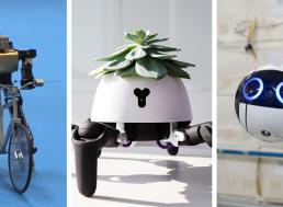 7 Heart-Melting Robots That Hopefully Won't End Humanity