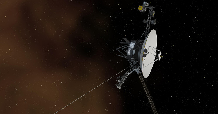 Voyager Probes Spot New Type of Electron Burst Outside Solar System