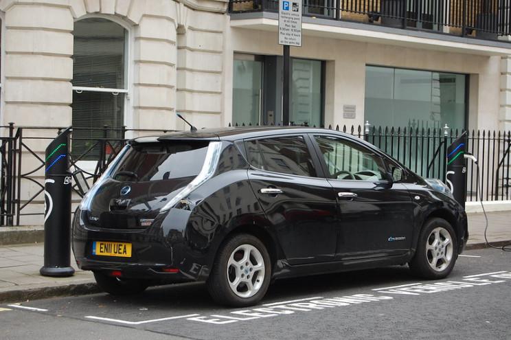 EVs Nissan Leaf