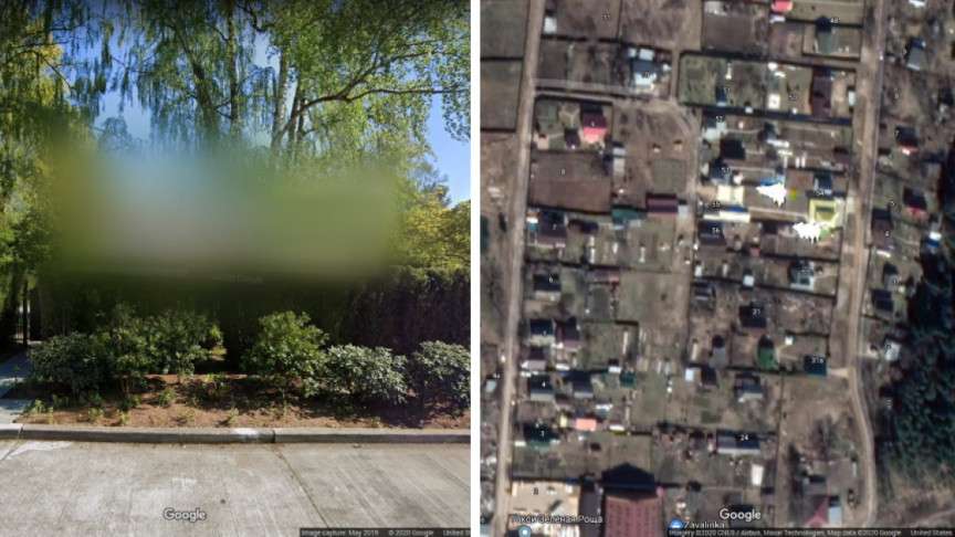 25 Places You Can T See On Google Maps Or Google Street View