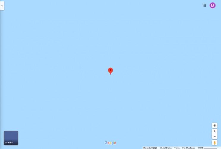 Jeannette Island Russia