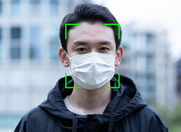 Facial Recognition Software Trying to Catch Up With Face Masks