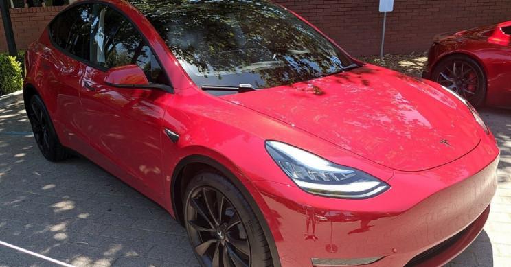 Tesla Kicks-Off Model Y Deliveries in US