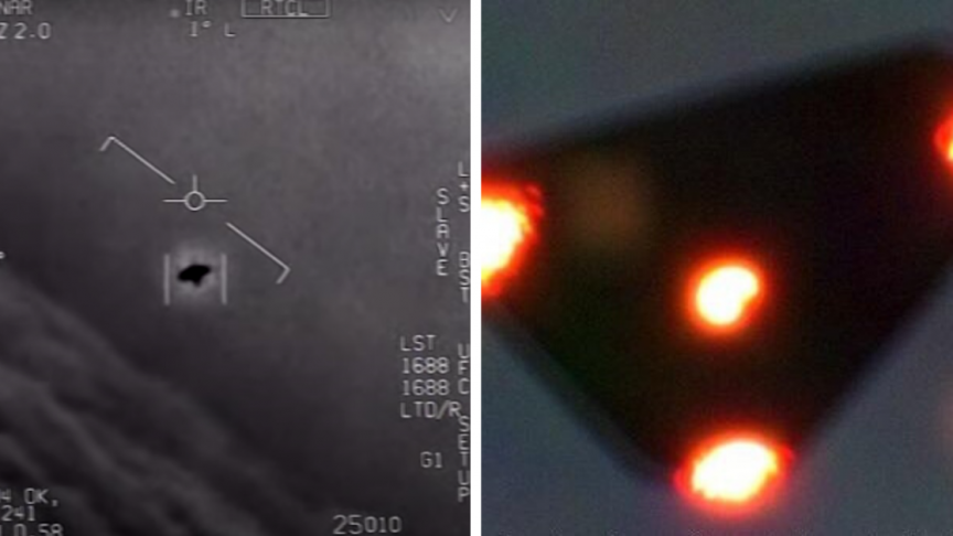 Image of article '11 of the Most Mysterious Unresolved UFO Cases of the Modern Era'