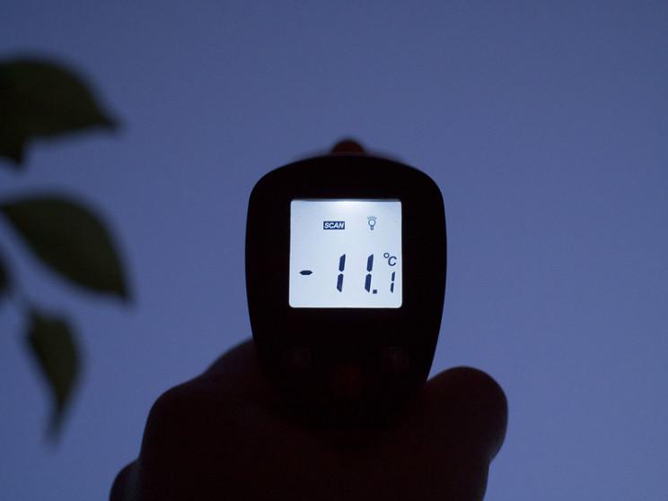 temperature monitoring IR