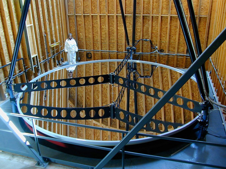Texas Astronomers Revive 'Ultimate' NASA Moon Telescope Idea